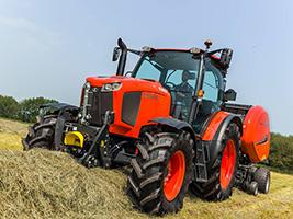 Traktor Kubota MGX-IV - balení